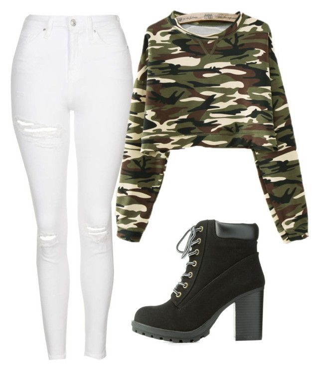 """""""Untitled #262"""" by jasmine-rlrh ❤ liked on Polyvore featuring Topshop and Charlotte Russe"""
