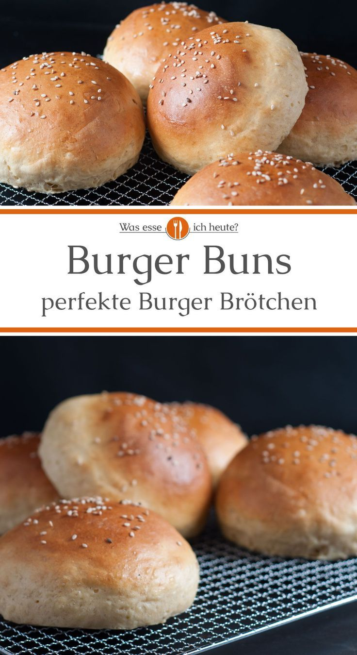 Photo of Burger Buns – What Do I Eat Today?