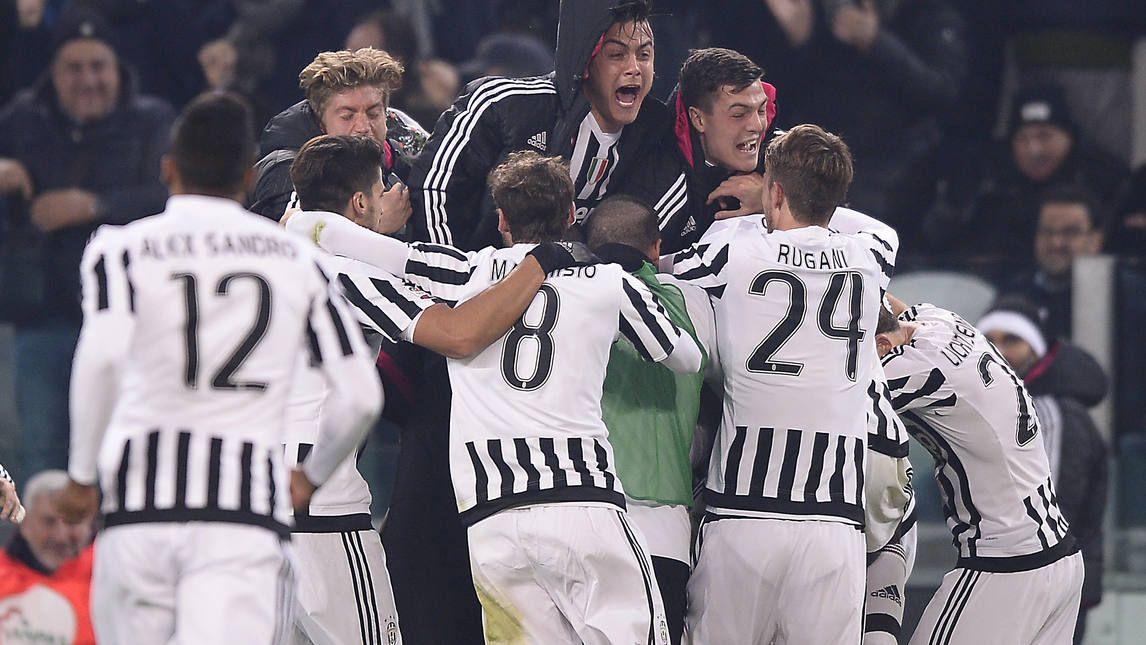 JuventusNapoli 10 Zaza lancia i bianconeri in testa