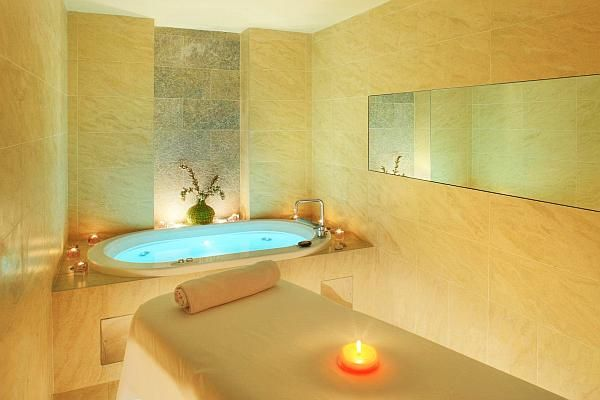 Creating An Indoor Luxury Spa Room At Home Spa Rooms Indoor Spa Luxury Spa