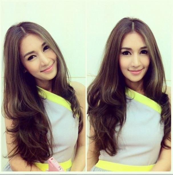 Neuy Thai Actress Tresse