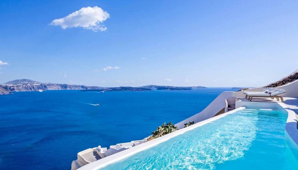 Top 10 Santorini Hotels With Private Pool Santorini Villas