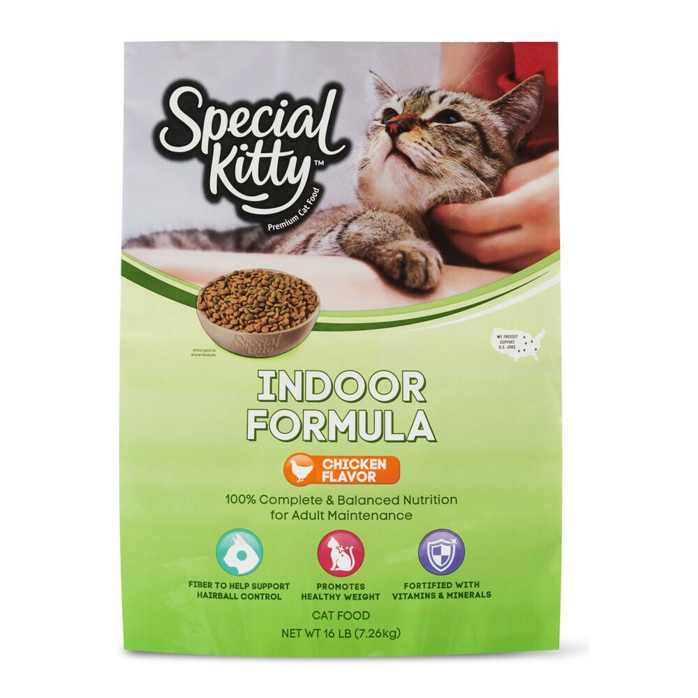 Top Quality Special Kitty Indoor Formula with Chicken ...