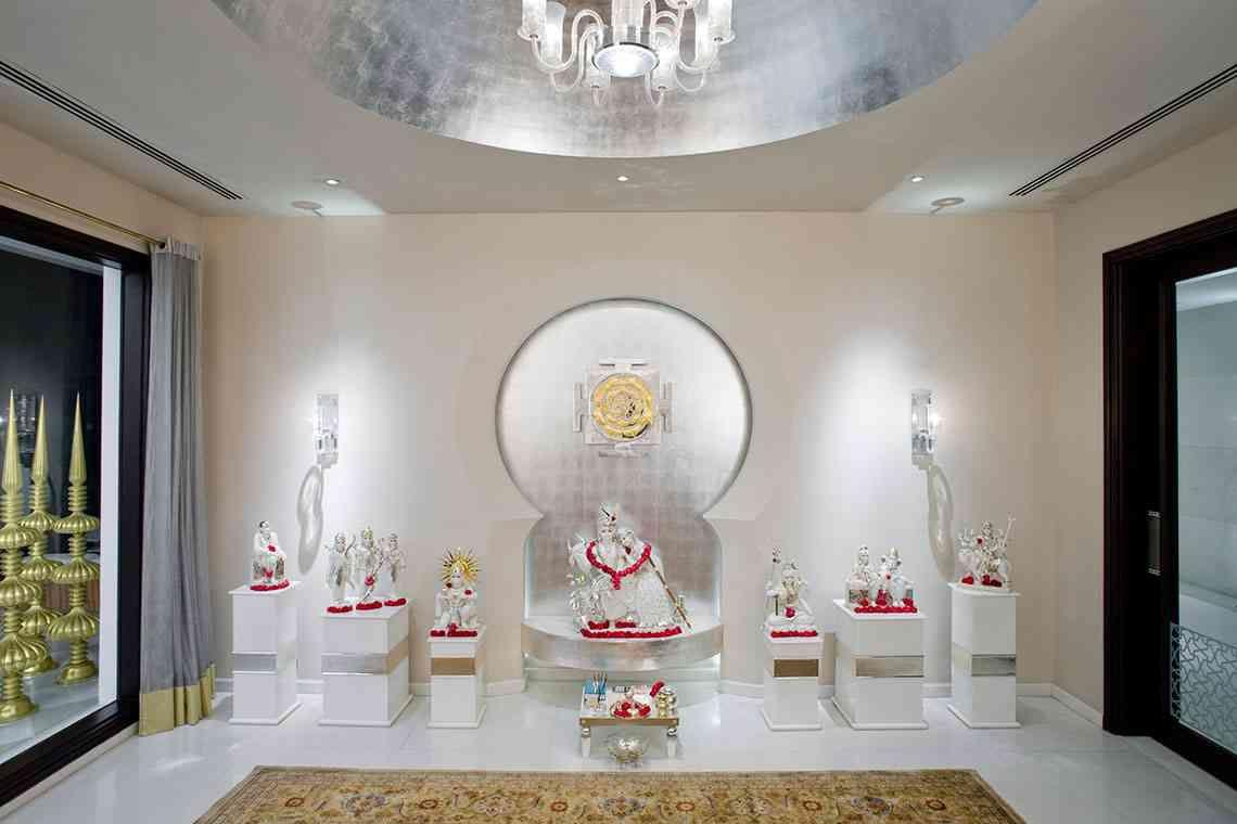 Design by Neha Chugh   Indian Home Pooja Mandir Designs   Pinterest ...