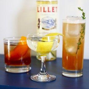Home Page Summer Drinks Lillet Blanc Cocktails Lillet Blanc
