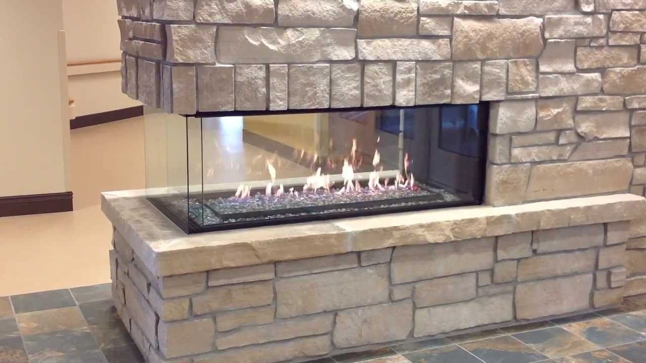 Image result for peninsula fireplaces fireplace designs fireplace peninsula montigo fireplace surrounded with stone veneer panel for home decoration ideas teraionfo