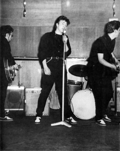 All About History The Quarrymen The Beatles John Lennon