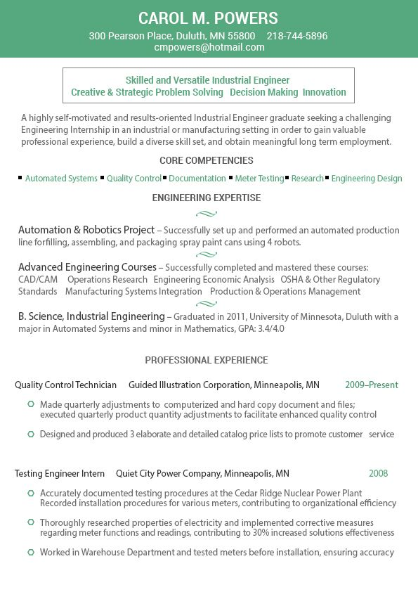 examples current resumes current resume trends examples - Current Resume Trends
