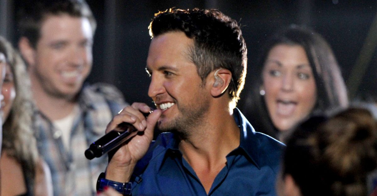 We are in love with this new Luke Bryan song