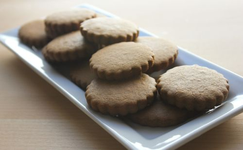 The perfect gingerbread cookie recipe!