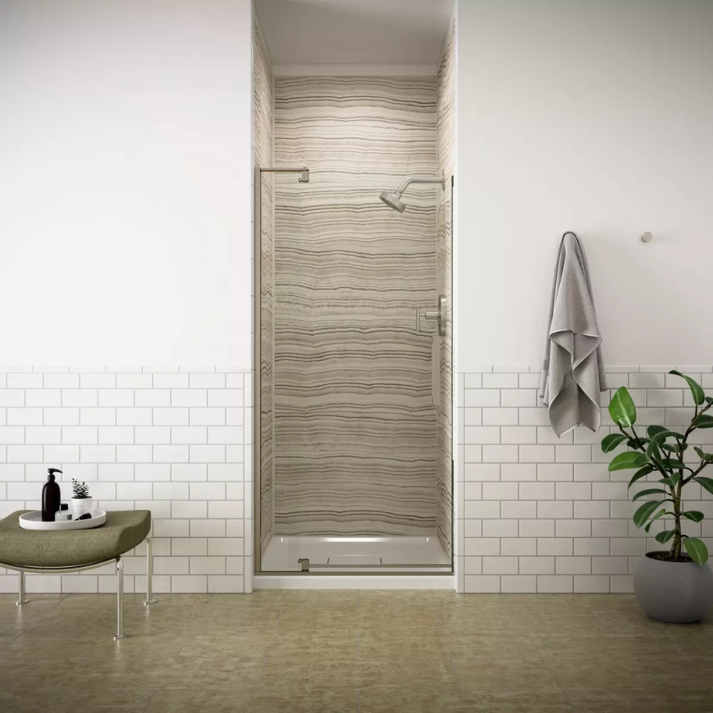 Kohler K 707551 L With Images Frameless Shower Doors Shower