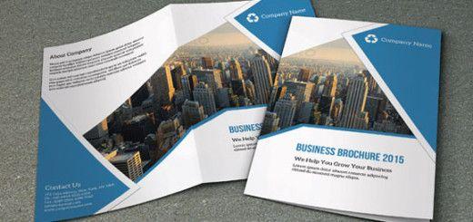 Bifoldcorporatebrchouretemplateexjpg - Corporate brochure template