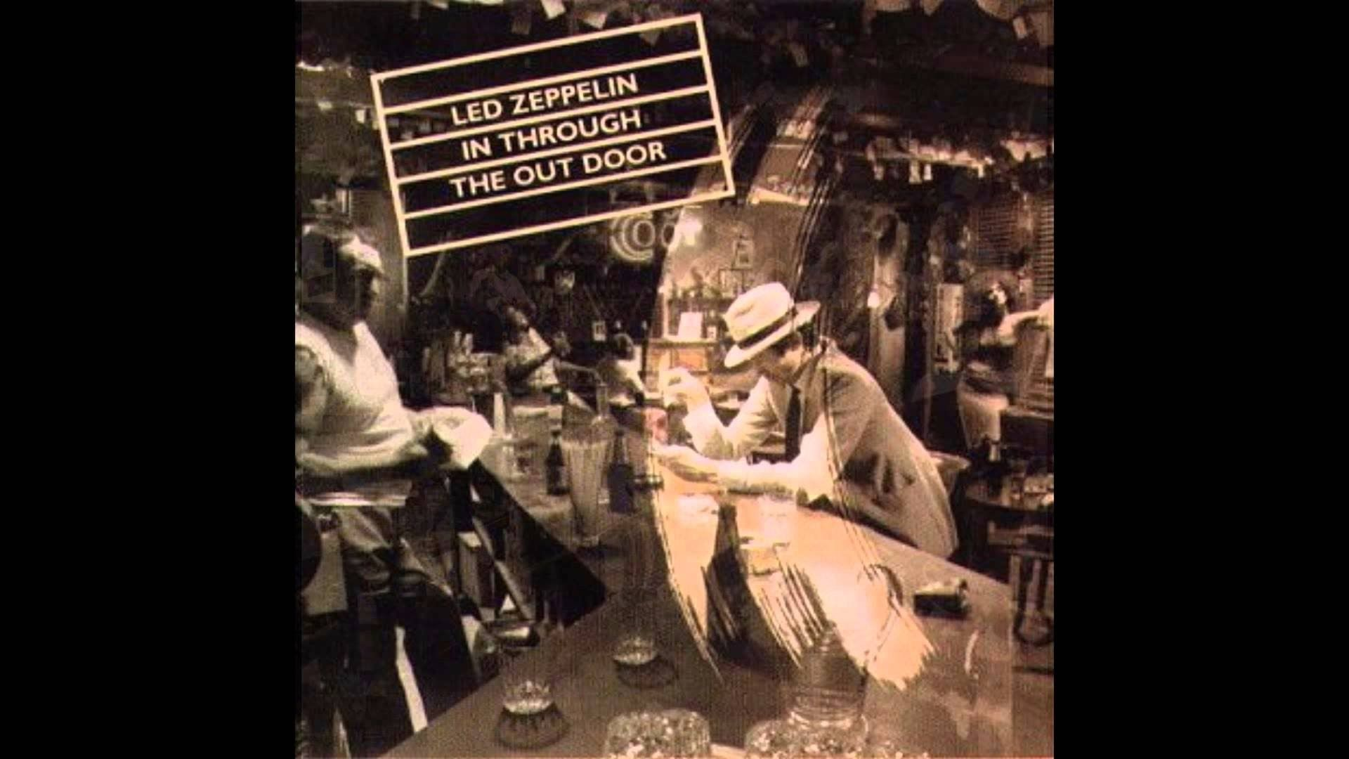 Led Zeppelin Album Reviews In Through The Out Door Led Zeppelin Albums Led Zeppelin Zeppelin
