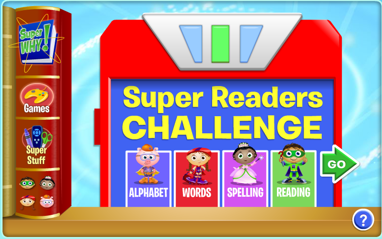 Super Why Pbs Kids Early Reading Skills Resource Classroom Teaching Inspiration