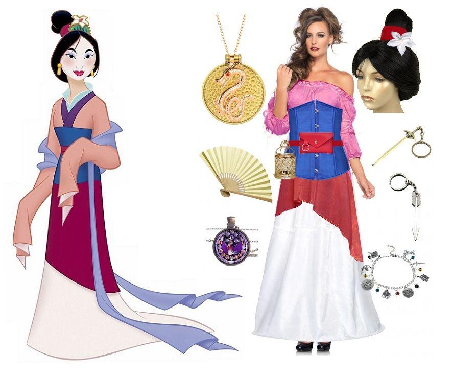 One Costume Three Ways Diy Renaissance Mulan Mulan Costume Diy Mulan Halloween Costume Costumes