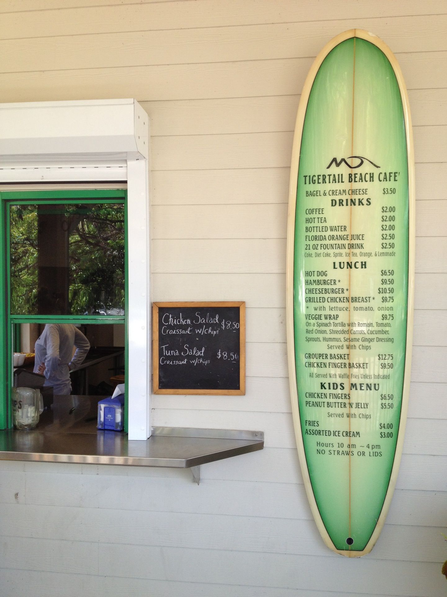 Tigertail Beach Cafe With Images Beach Cafe Surf Cafe Beach Bars
