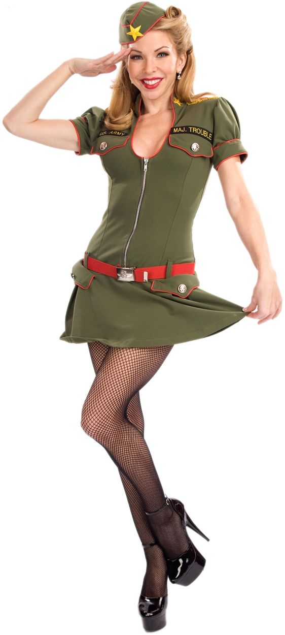 Army pin up costume  sc 1 st  Pinterest & Army pin up costume | Costume | Pinterest | Army Costumes and Army ...