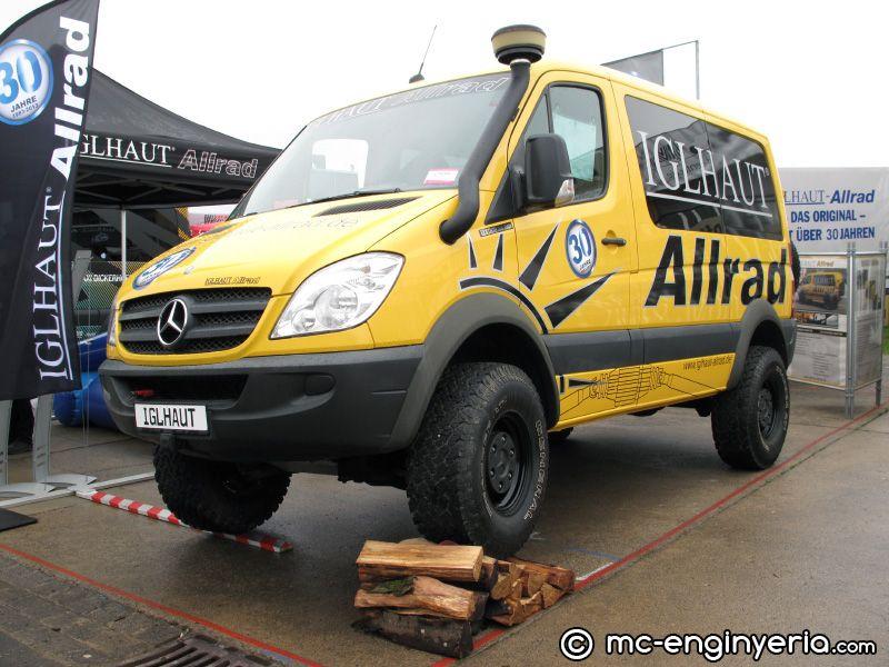 Abenteuer allrad 2013 iglhaut 1 mercedes benz sprinter 4x4 for Mercedes benz sprinter 4x4 diesel