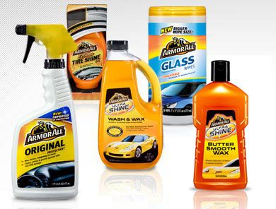 Auto care products Armor All® Products