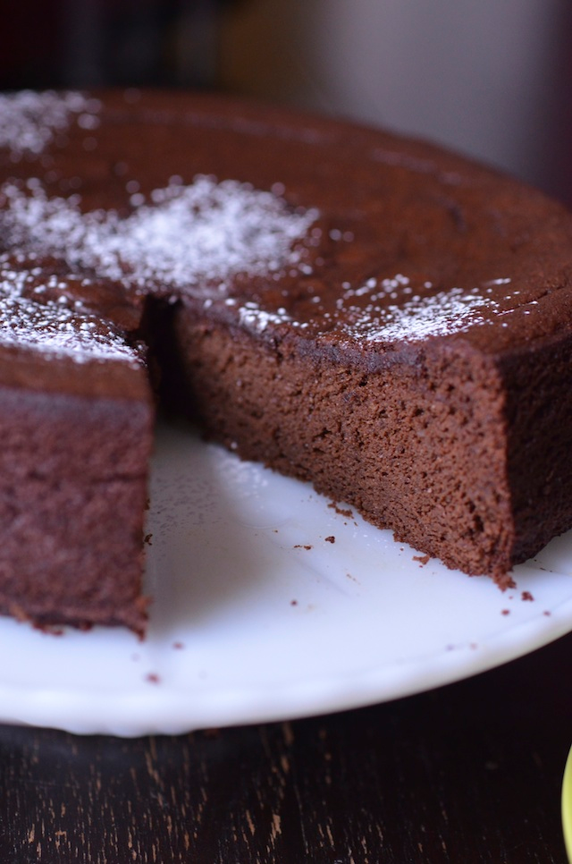 Nigella's Flourless Chocolate Orange Cake in 2020 Orange