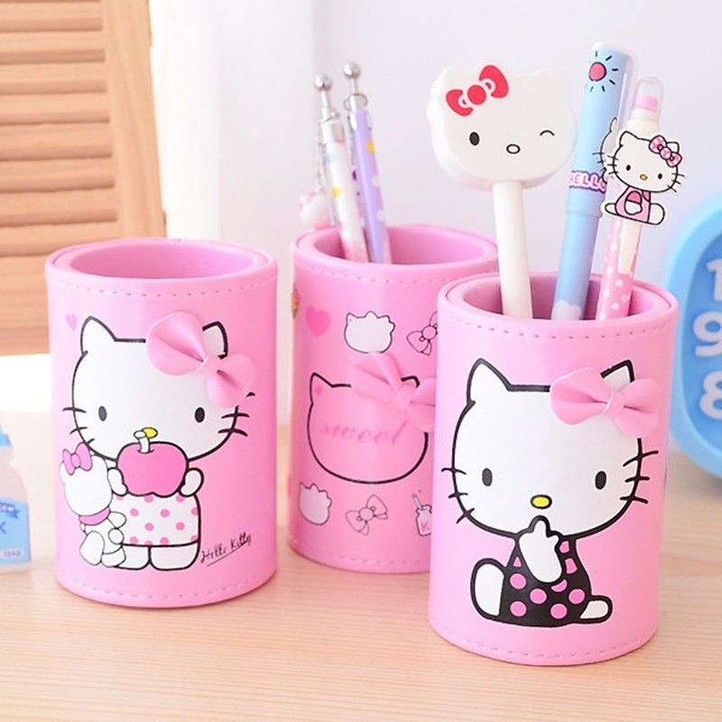O Kitty Desk Organizer 5pcs Price 38 99 Free Shipping World