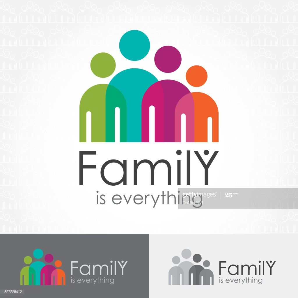 Family Is Everything Icon Illustration #Ad, , #Affiliate, #Family, #Icon, #Illustration
