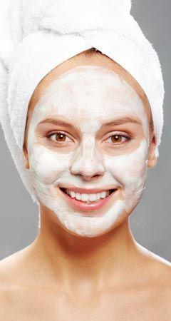 Gesichtsmasken Gegen Pickel Zum Selber Machen Naturliche Mittel