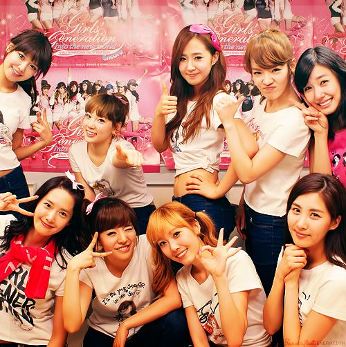 SNSD | Girls' Generation