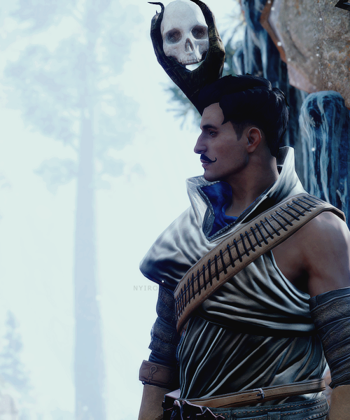Dorian truly is the most beautiful man in the inquisition