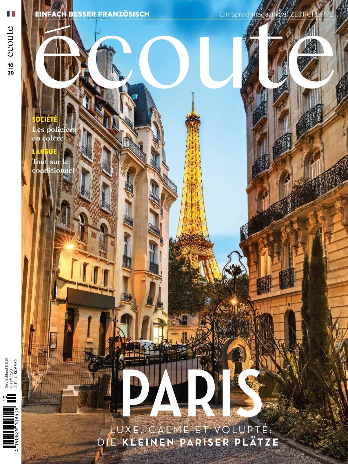 Ecoute 10 2020 In 2020 Lesen Paris Aktuell Nachrichten