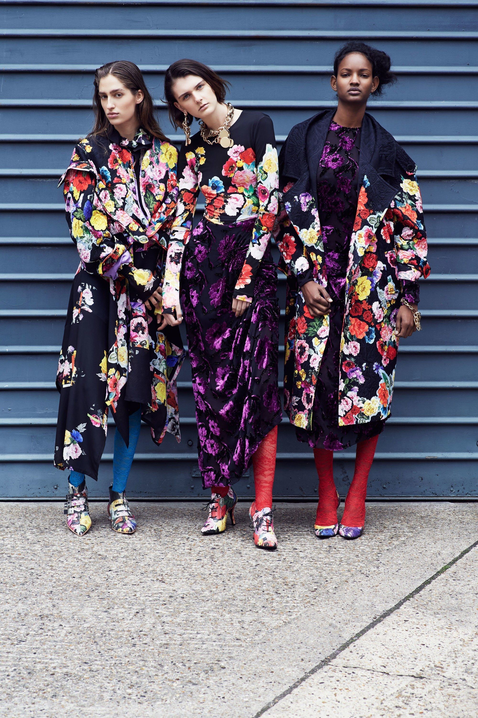 Thea Bregazzi and Justin Thornton Get Personal With Preen