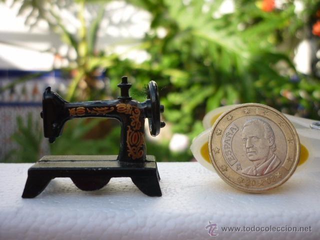 miniaturas maquinas de coser antiguas - Buscar con Google