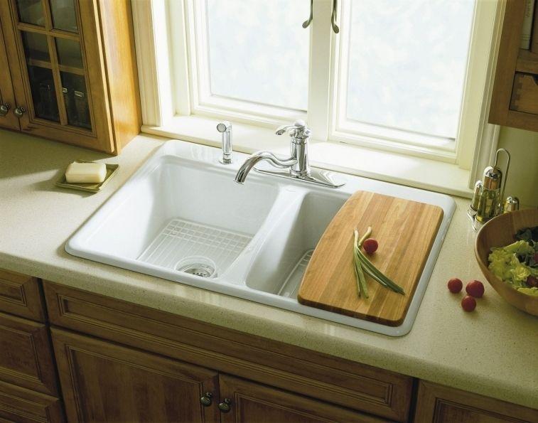Kitchen Sink Top Mount Vs Undermount Sink Top Sink Undermount Sink