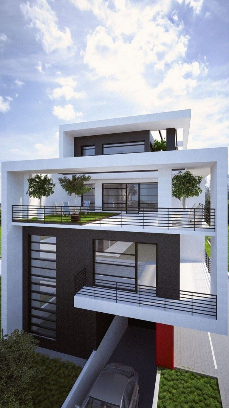 Dream Home Designs Ideas Now Permit S Discover 20 Incredible Minimalist Houses D Small House Design Architecture Modern House Exterior House Designs Exterior