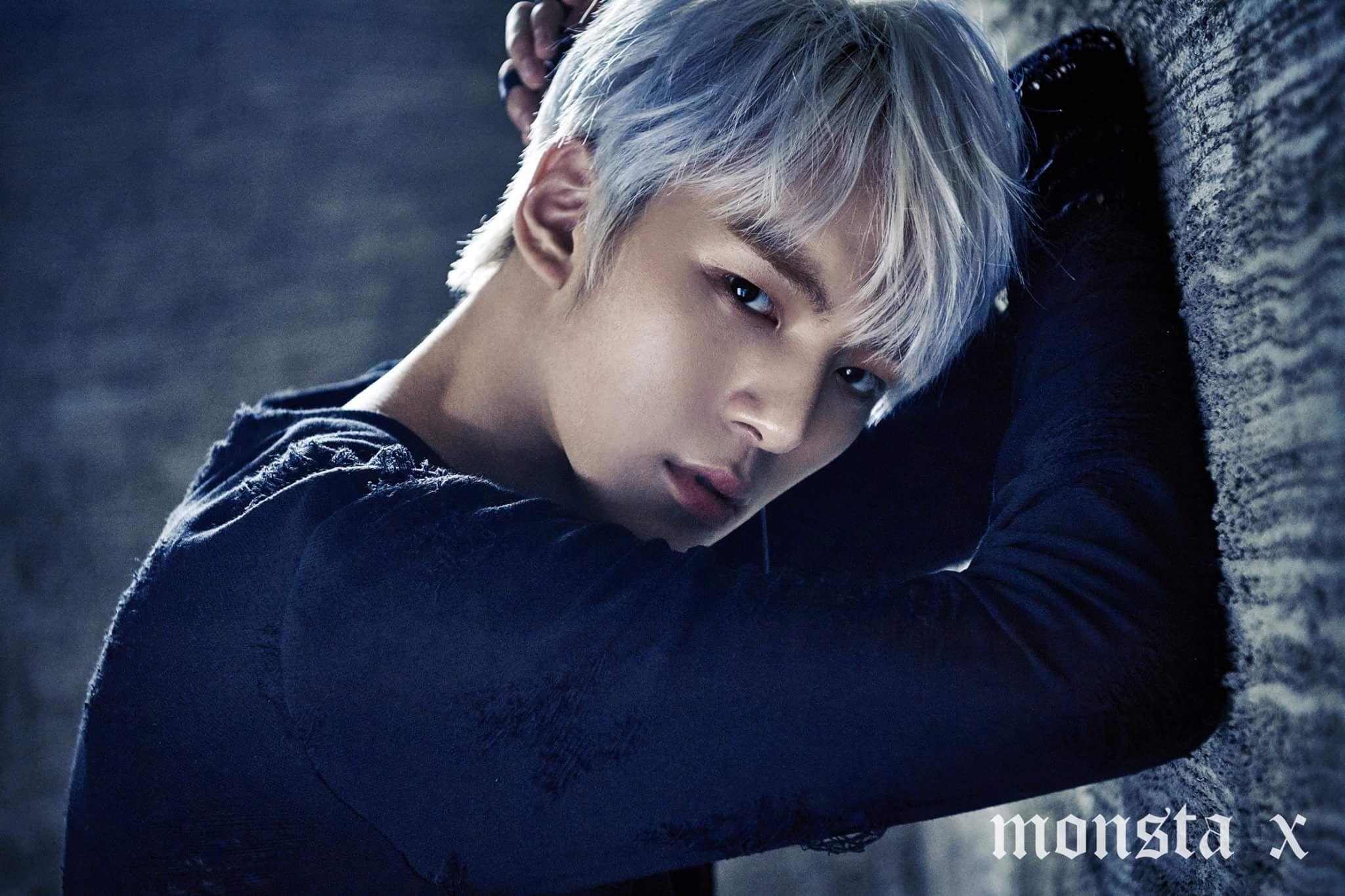 Minhyuk of Monsta X, Stuck Teaser Image | They Slay Me/Kpop