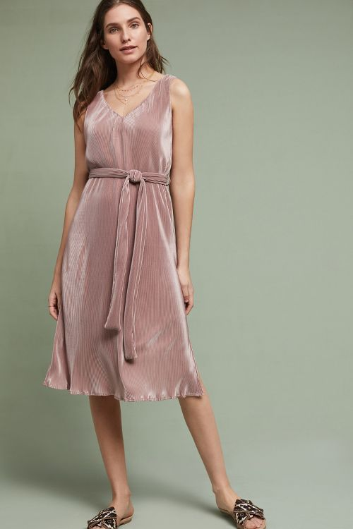 Blushed Dusk Dress
