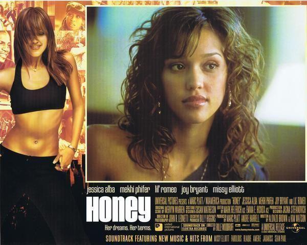 Details About Honey 2003 Original 11x14 Lobby Card 5