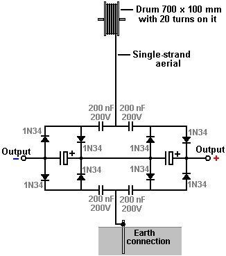 free energy devices power gathering from aerials electro pinterest rh pinterest ca