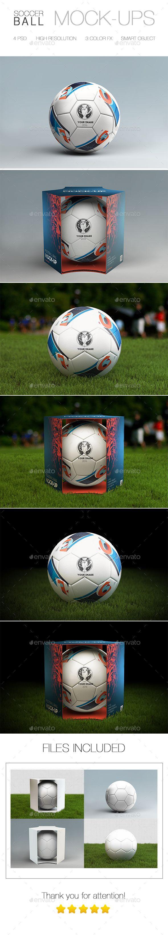 Download Soccer Ball Mock Up Soccer Ball Mockup Fashion Design Template