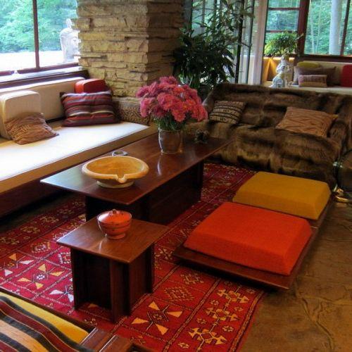 Wohnideen Wohnzimmer Orientalisch orientalische wohnideen verschönern sie ihr wohnzimmer mit