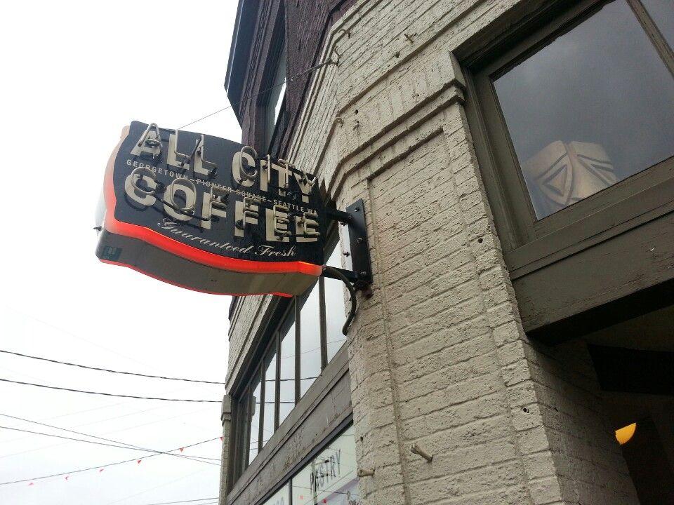 All City Coffee Coffee Travel City Coffee