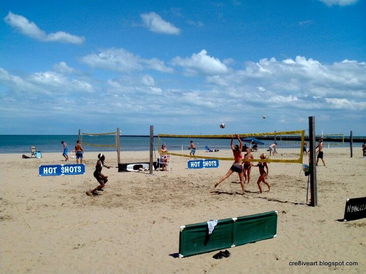 Stretch Volleyball Tournaments Ontario Beaches Volleyball