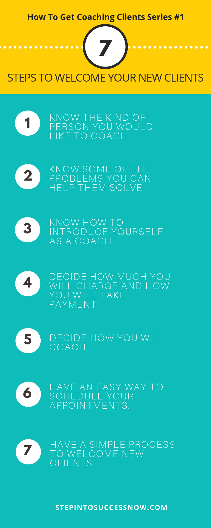 """In my """"How to Get Coaching Clients"""" series, you will find ..."""