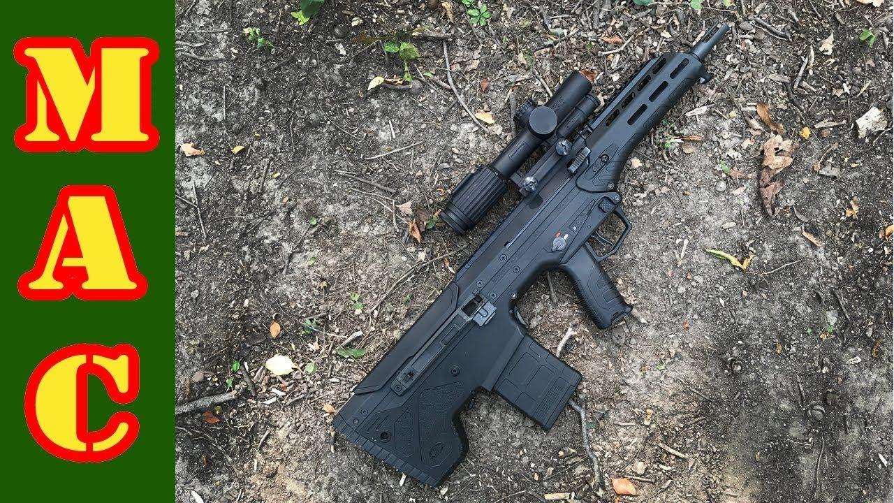 New Desert Tech MDR .308 Bullpup Armas