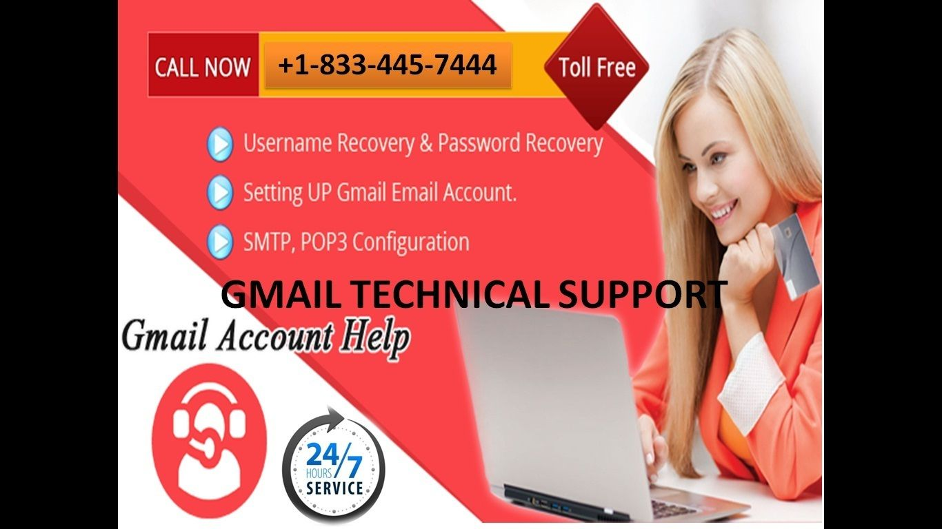 Dial 18334457444 gmail customer support phone number