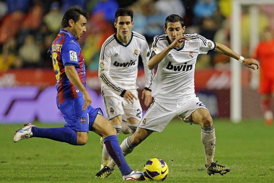 Levante Real Madrid 12 11/11/2012 realmadrid levante