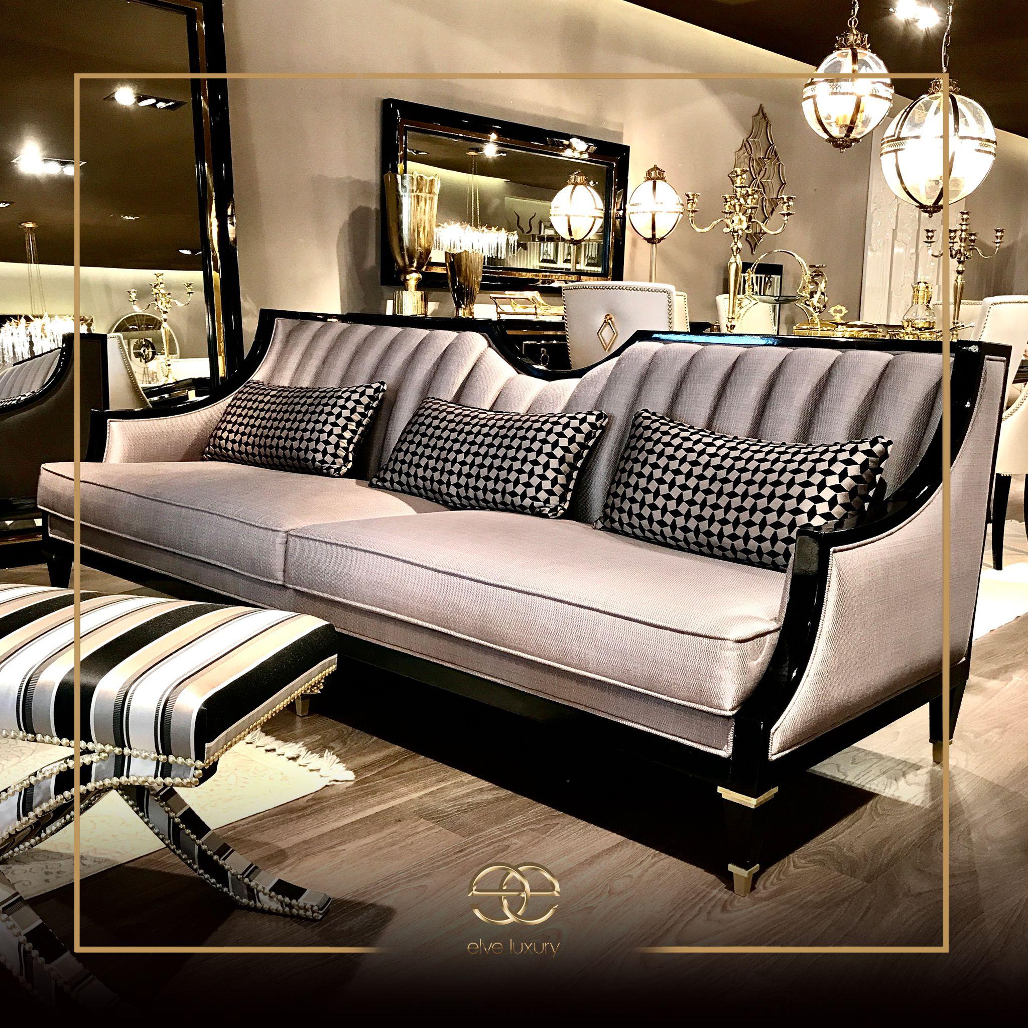Pin By Saika Yesmine On Sofa Luxury Furniture Sofa Upscale Furniture Luxury Sofa