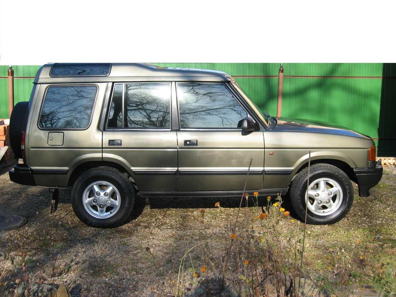 1997 Land Rover Discovery Photos Land Rover Discovery Land Rover Discovery 1 Land Rover Discovery 2