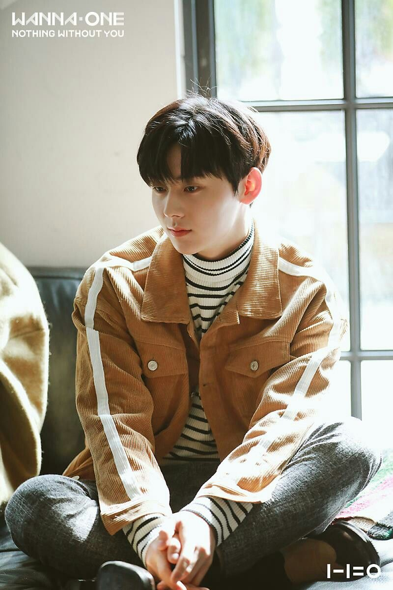 Wanna One 1 1 0 Nothing Without You Jacket Shoot Bts