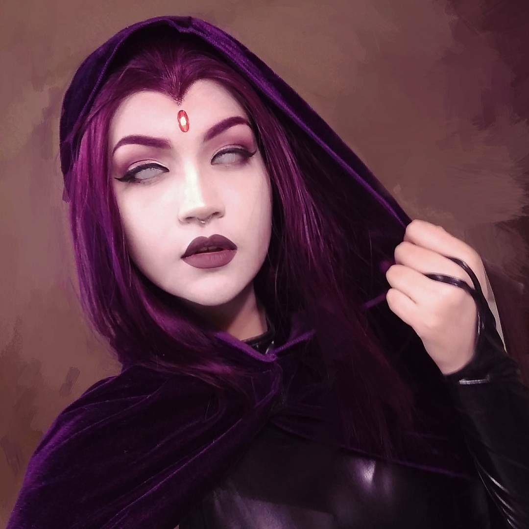 Raven , Teen Titans  Halloween-8668